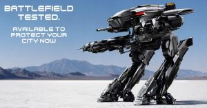 The OmniCorp ED-209