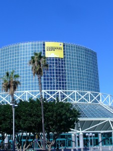 Los Angeles Convention Center for Comikaze