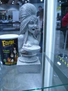Elvira bust