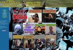 L.A. Comic Book & Scifi Show