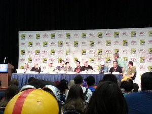 DC Comics Talent at WonderCon 2013