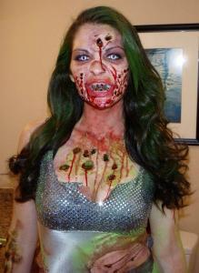 2012 Inland Empire Zombie Beauty Queen's Court - Marissa Dollins