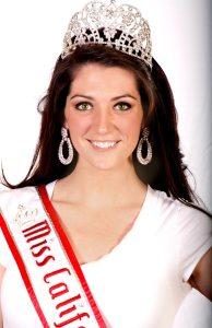 National American Miss California Marissa Dollins