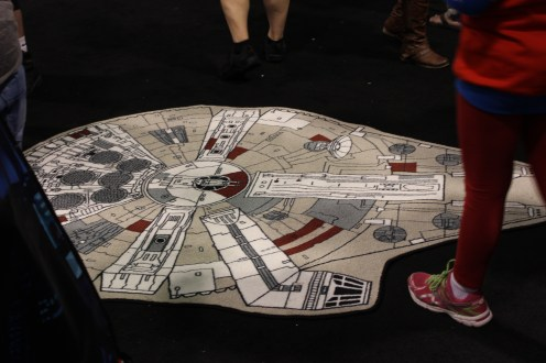 Awesome Think Geek rug