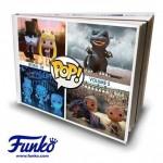 funko sdcc world of pop vol 5