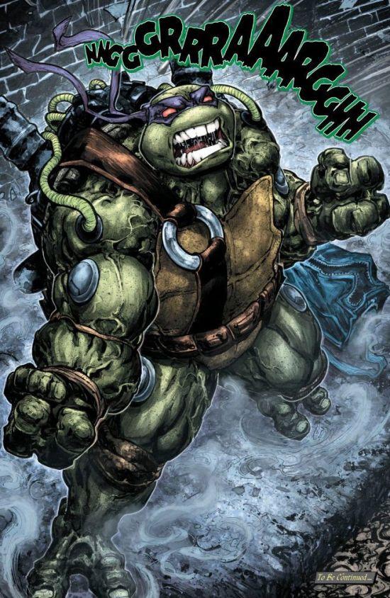 TMNT-Batman-Donatello-Bane-2