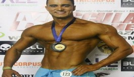 Lucas Simas: o atleta que busca consolidação no fisiculturismo