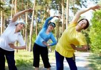 As vantagens ao praticar atividades físicas na terceira idade