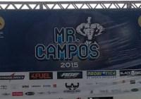 Campeonato de fisiculturismo agita a cidade de Campos