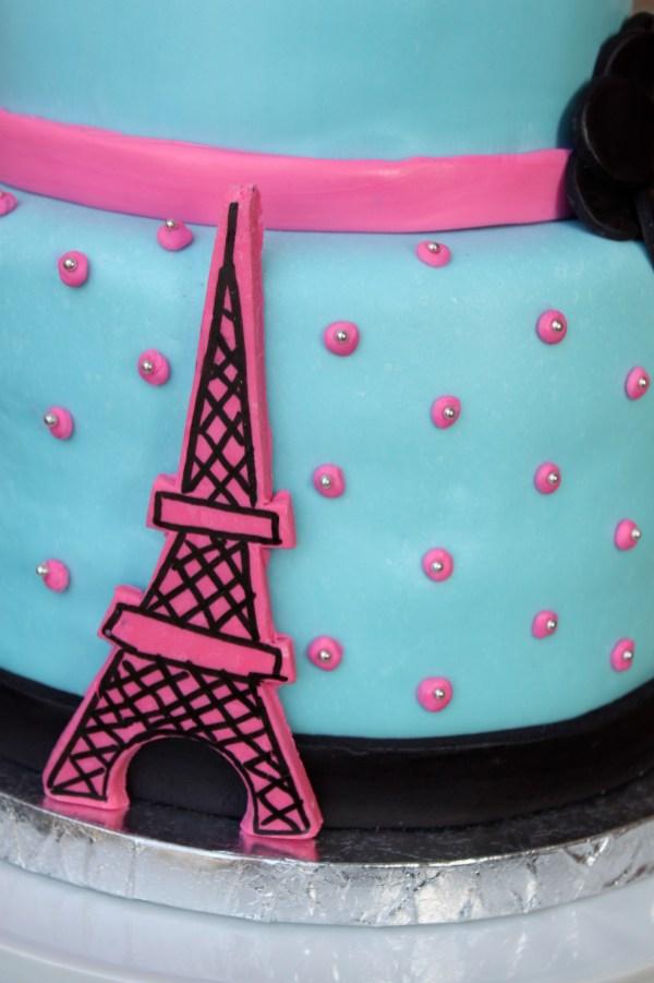 Parisian 16th Birthday Cake For Cake Sake Blog