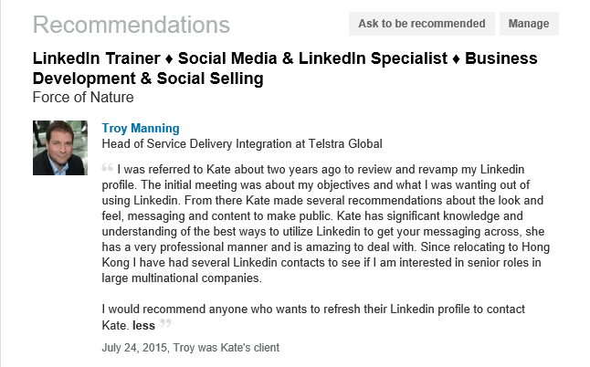 3 LinkedIn Profile Tips To Make Sure You're Not Missing