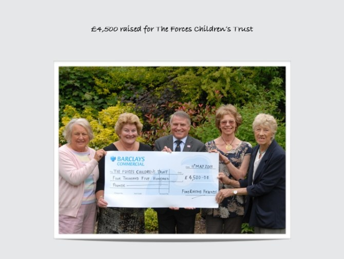 Photo from FCT Cheque