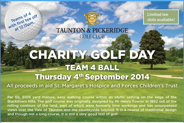 charity golf FCT