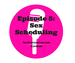 Scheduling Sex Sexual Intimacy in Marriage