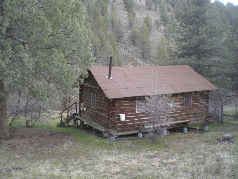 Oregon Recreational/Hunting Property; 160 Acres w/Log Cabin 5