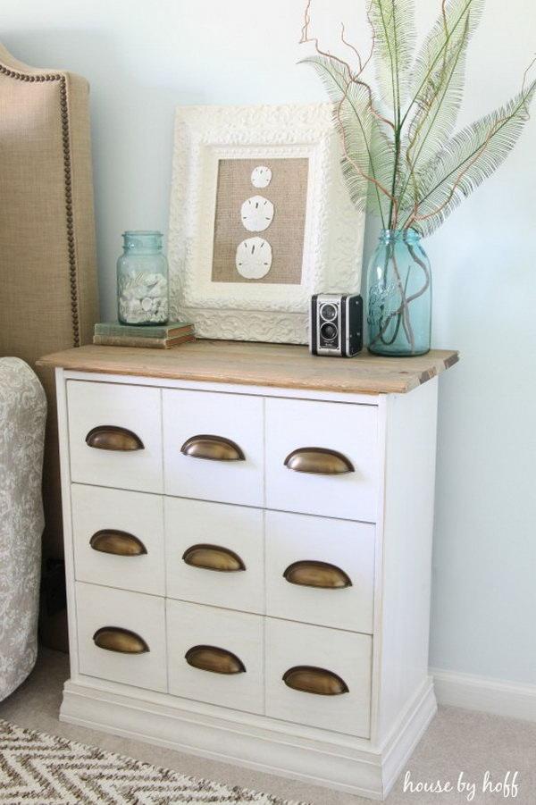 A New Bedside Dresser: