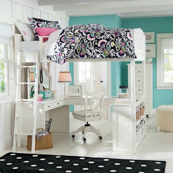 Interior Teen Bedroom Design 40+ beautiful teenage girls' bedroom designs - for creative juice