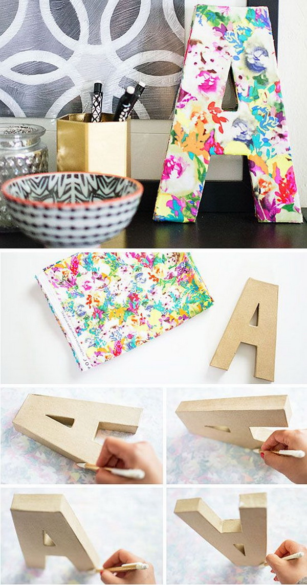 Budget Friendly DIY Home Decor Projects with Tutorials - For ...