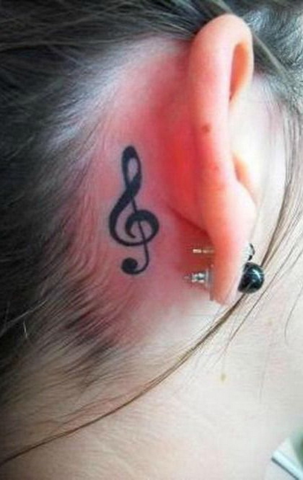 35 Awesome Music Tattoos For Creative Juice border=