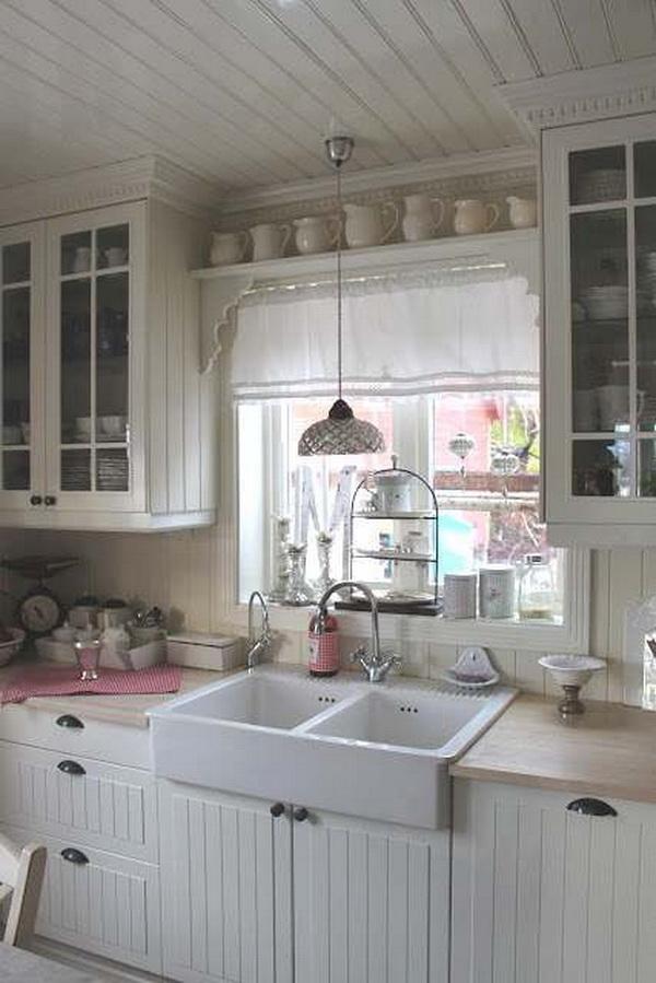 Marvelous Cozy Shabby Chic Kitchen Decor Great Ideas