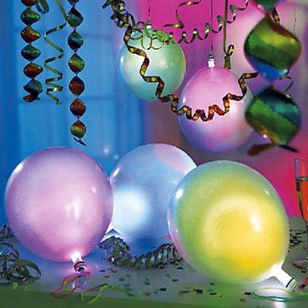 LED Flashing Light Balloon.