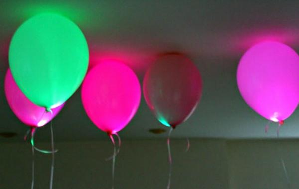 LED Balloons.