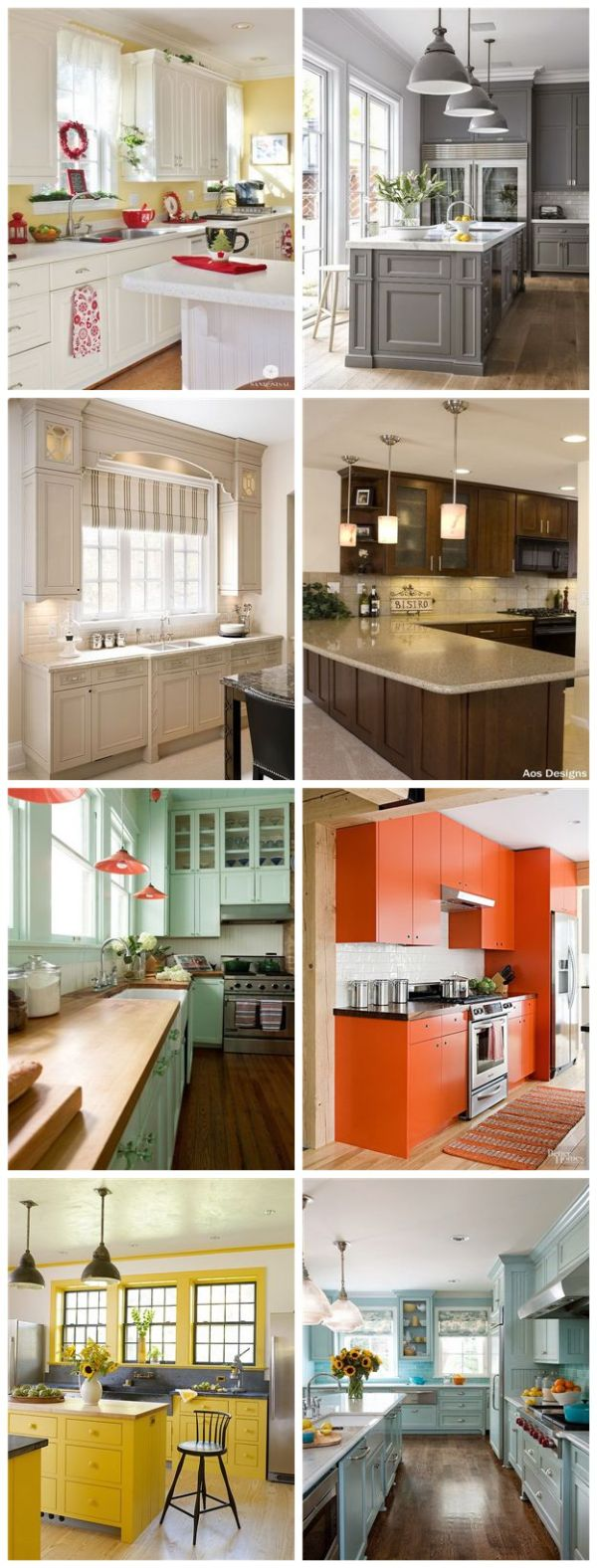 Most Popular Kitchen Cabinet Paint Color Ideas - For ...