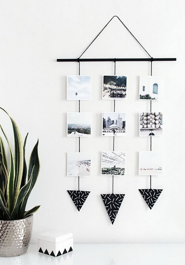 28 Creative Handmade Photo Crafts With Tutorials For Creative Juice