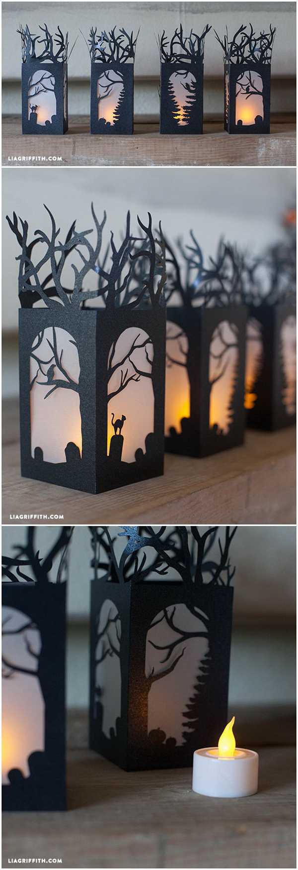 20+ Creative DIY Halloween Decor Ideas - For Creative Juice