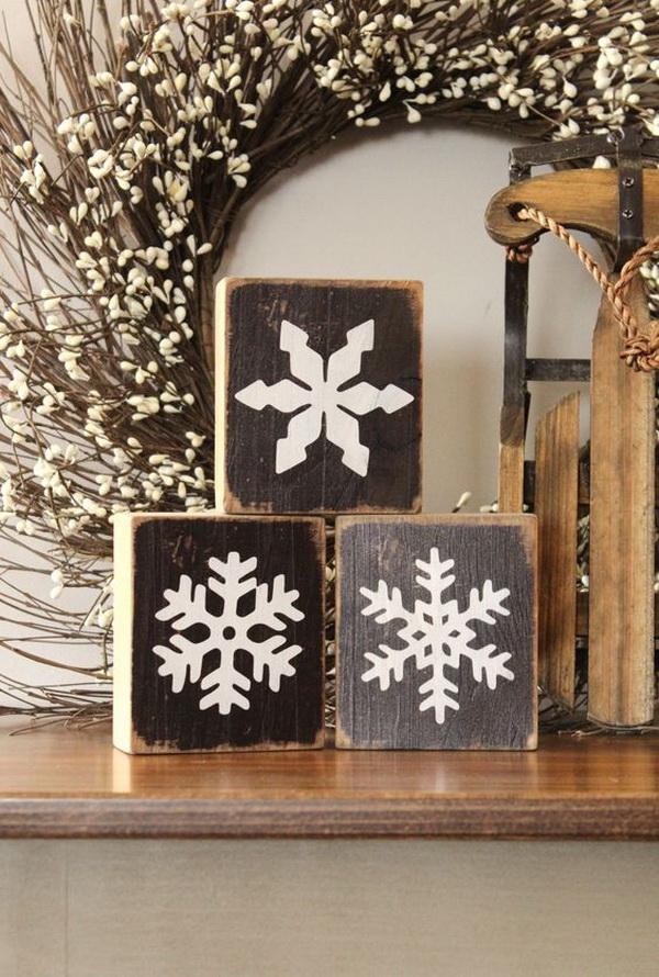 20 Diy Rustic Christmas Decorations Pickled Barrel
