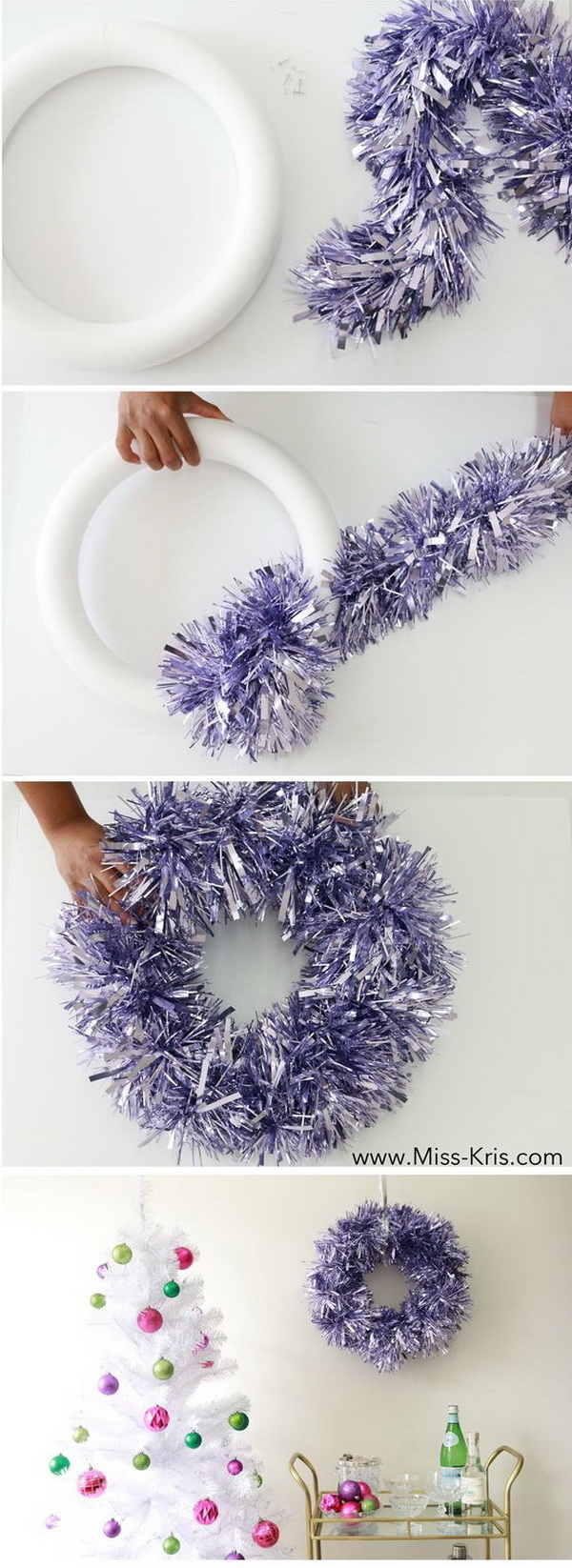 30 Festive Diy Christmas Wreaths With Lots Of Tutorials For Creative Juice
