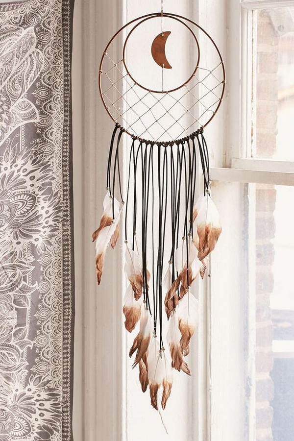A Design Dream: 30+ Beautiful And Stunning Dream Catcher Ideas