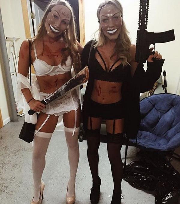 Best Friend Costume Ideas for Halloween.