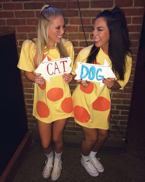Cat Dog Costumes
