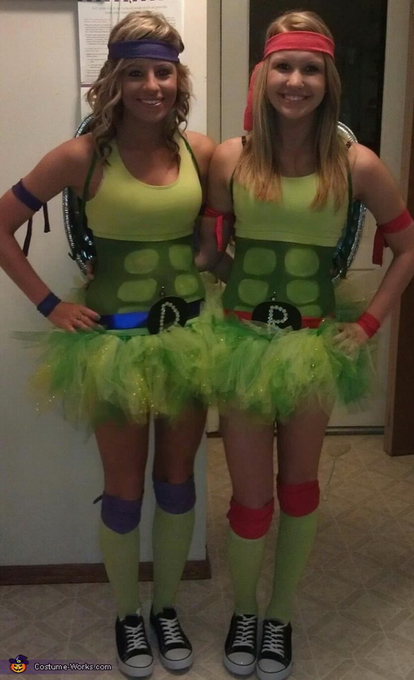 Ninja Turtles Halloween Costume.