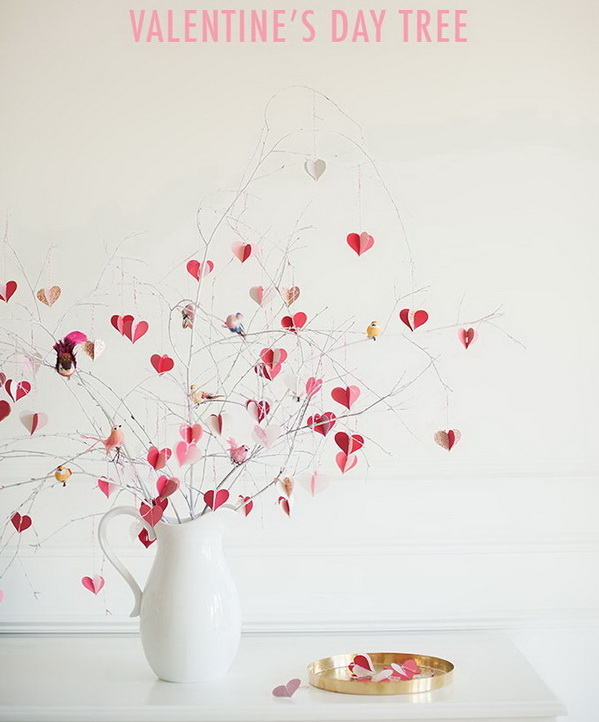 40 Sweet Diy Valentine S Day Decoration Ideas For Creative Juice