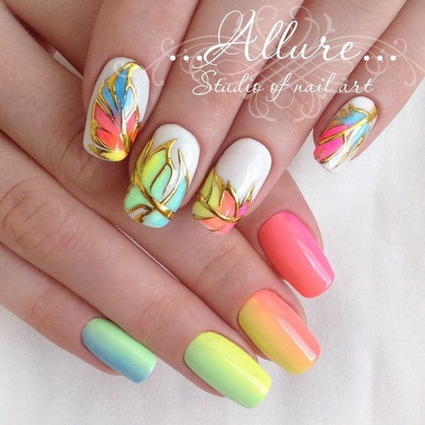 75 Elegant Nail Art Ideas In 2020 For Creative Juice