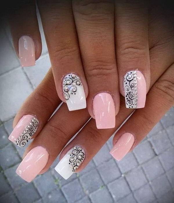 75+ Elegant Nail Art Ideas.