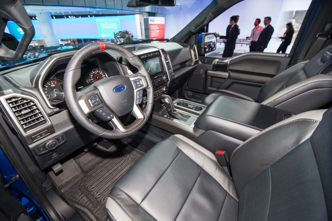 Ford F 150 Interior Dimensions