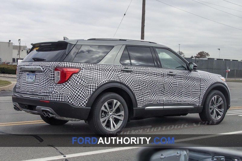 Live Stream The 2020 Ford Explorer Debut Right Here