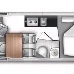 Big Nugget Ford Transit Camper Van Heading To Europe