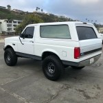 1992 Ford Bronco Prerunner Wants To Play In The Sand