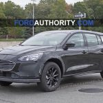 Ford Fusion Replacement Spied As Tall Riding Wagon Ford Authority
