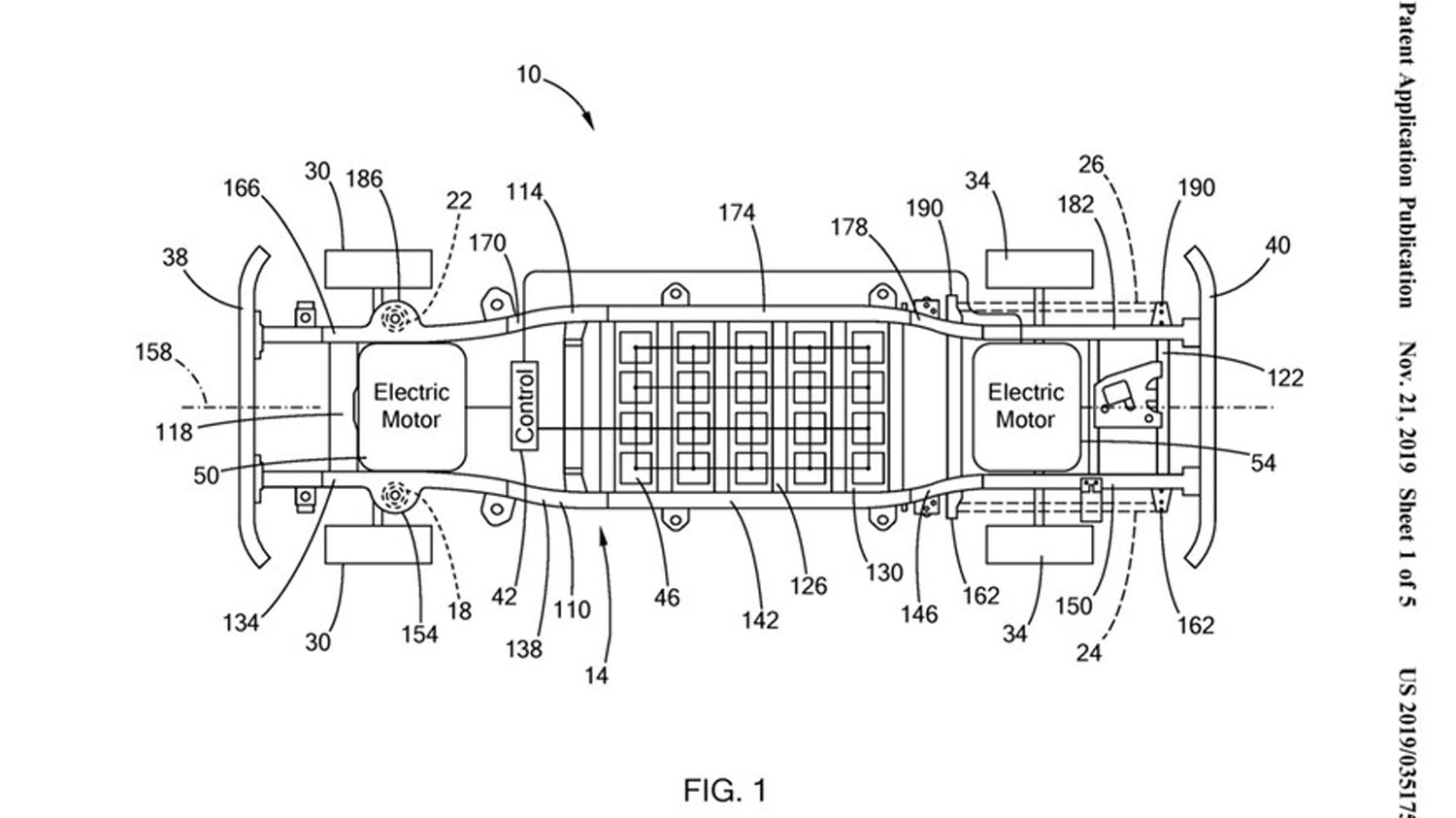 Patent Filing Hints At Ford F 150 Ev Battery Layout