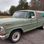 1970 Ford F 100 Has Been In One Family For 50 Years
