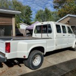 1989 Ford Centurion Dually Is Part Van And Part Truck