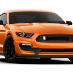 2020 Ford Mustang Gets New Twister Orange Color First Look
