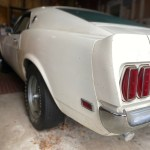 1969 Boss 429 On Ebay Is All Original With Low Miles