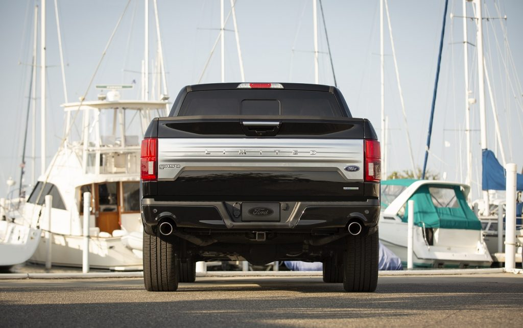 no 2021 ford f 150 model will come with