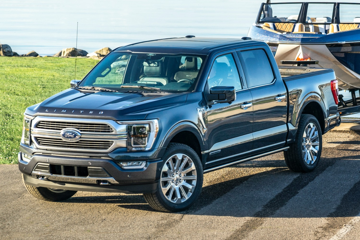 mysterious bumps on the 2021 f 150 roof